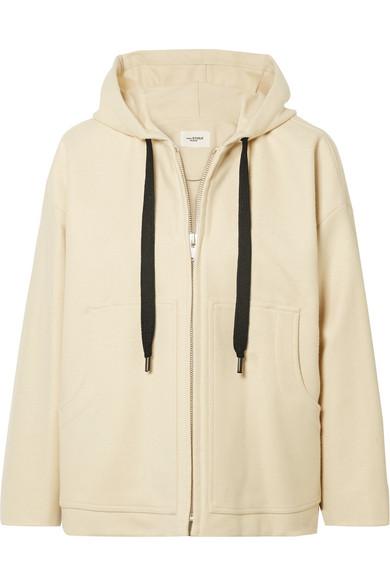 d8bb2a146 Chelsea hooded wool-blend jacket
