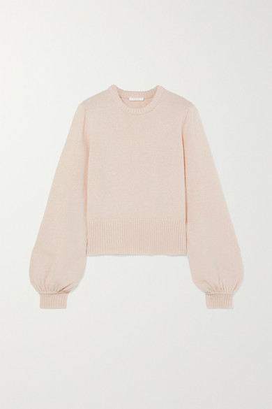 Iconic Cashmere Sweater by Chloé