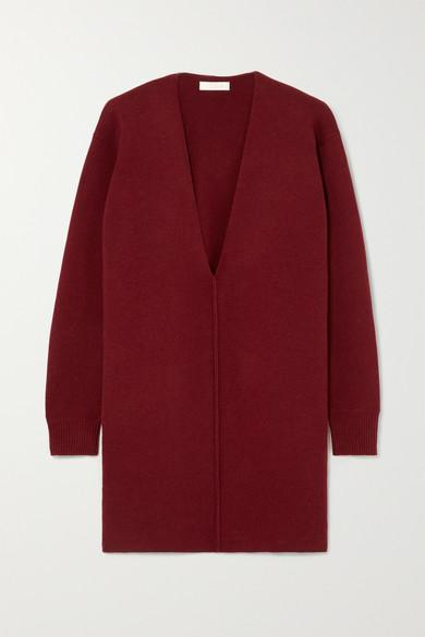 Chloé - Wool Sweater - Claret