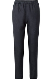 Mansur Gavriel Linen tapered pants