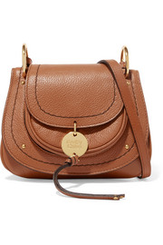 See by Chloé Susie mini textured-leather shoulder bag