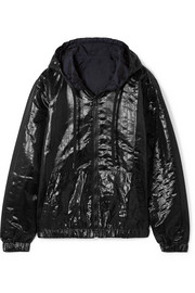 Tomas Maier Reversible quilted shell hooded jacket