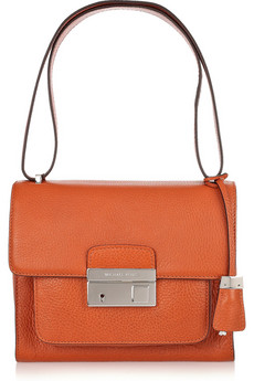 Michael Kors | Structured leather handbag | NET-A-PORTER.COM from net-a-porter.com
