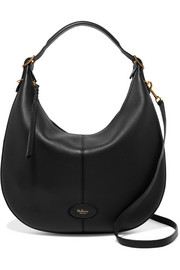 Mulberry Hobo textured-leather shoulder bag