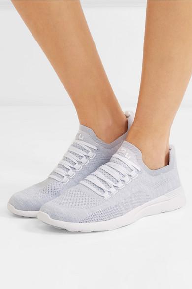 855505aba0f0 APL Athletic Propulsion Labs | TechLoom Breeze 网眼运动鞋| NET-A ...