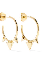 Isabel Marant Gold-tone hoop earrings