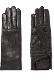 Rocker leather gloves