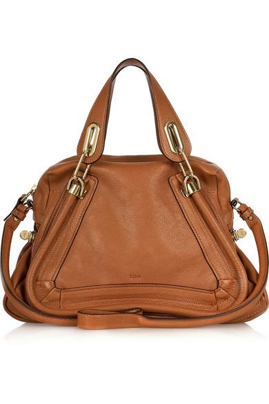 Chloé Paraty Medium Leather Bag