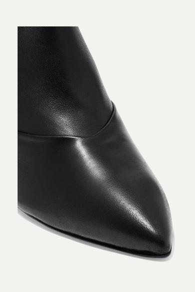 Roger V Vivier | Choc Real V Roger Ankle Boots aus Leder 94d0f2