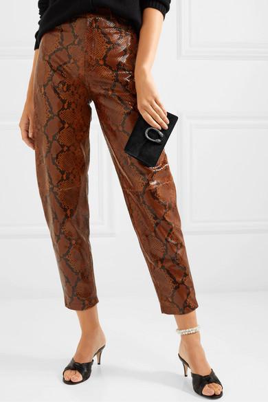 Gucci Shoulder Dionysus super mini suede and leather shoulder bag