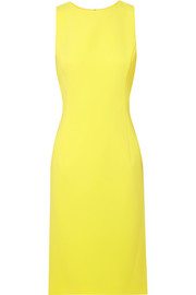 Oscar de la Renta Crepe dress