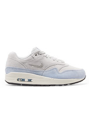 Air Max 1 Premium SC two-tone suede sneakers