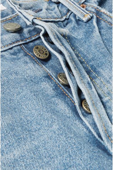 46006be52b8c GRLFRND. Helena high-rise straight-leg jeans.  250. Play