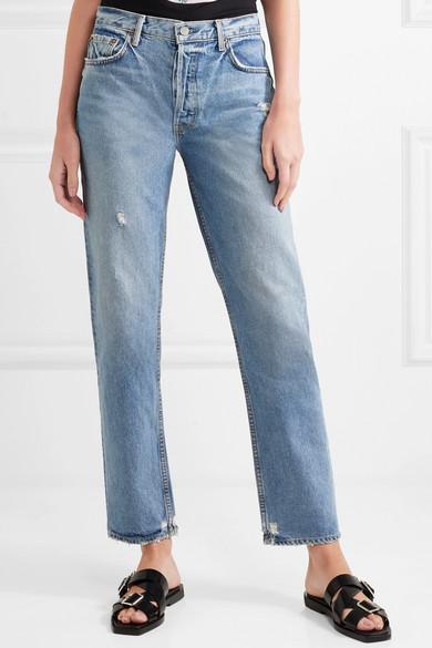 5493c4ebd05e GRLFRND. Helena high-rise straight-leg jeans
