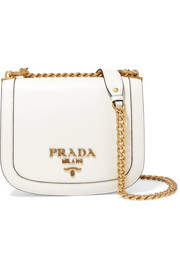 Prada Pionnière leather shoulder bag