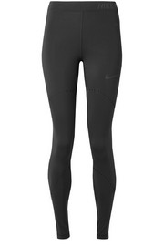 Pro Hyperwarm perforated stretch leggings