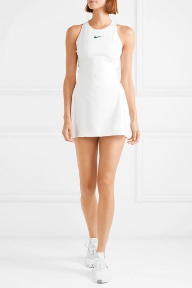 Maria Pleated Dri Fit Tennis Dress by Nike