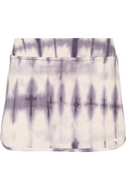 Pure tie-dyed Dri-FIT tennis skirt