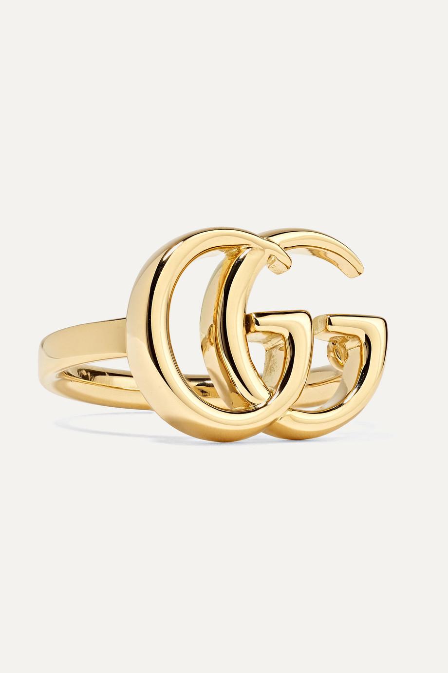 Gucci 18K 黄金戒指