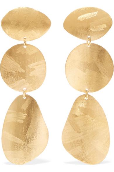 Chan Luu Gold Plated Earrings