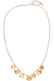 Chan Luu Gold-plated necklace