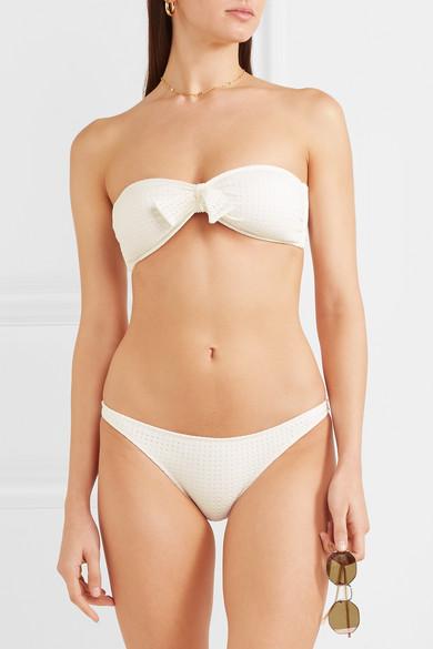 Melissa Odabash Aruba perforiertes Bikini-Höschen