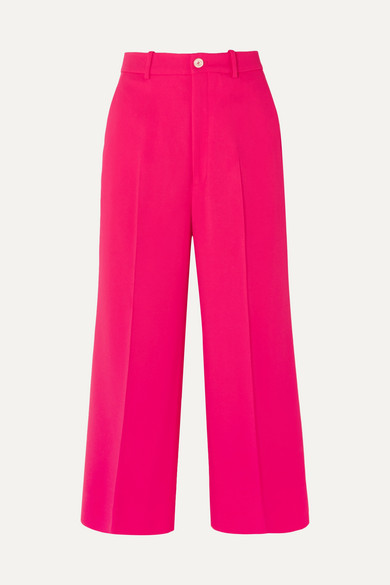 Crepe Culottes by Gucci