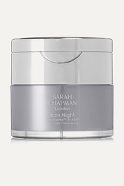Sarah Chapman Crème de nuit Icon Night Smartsome A³ X50³, 30 ml