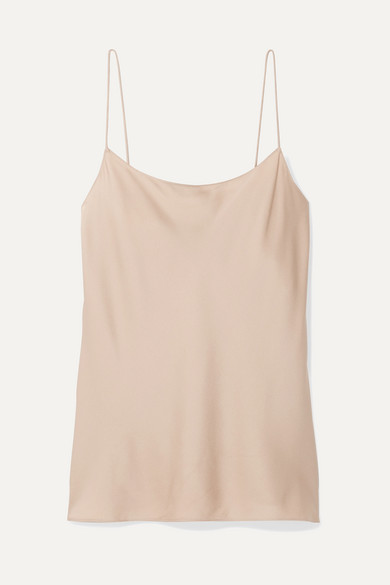 TEAH STRETCH-SILK CAMISOLE from NET-A-PORTER