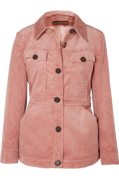 Alexachung Pink Patch Pocket Jacket