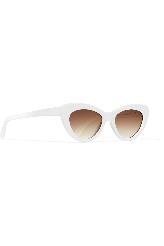 Illesteva Pamela cat-eye acetate sunglasses