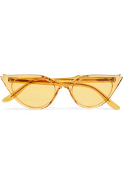 Illesteva Isabella cat-eye acetate sunglasses