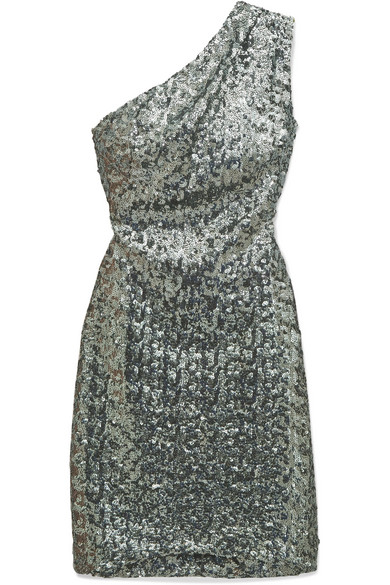 valentina georgette mini dress Haney Buy Cheap Shop Best Place To Buy WbwHm