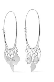 Ariana Boussard-Reifel Caissar silver earrings