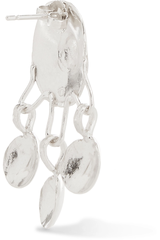 Ariana Boussard-Reifel Riobamba silver earrings