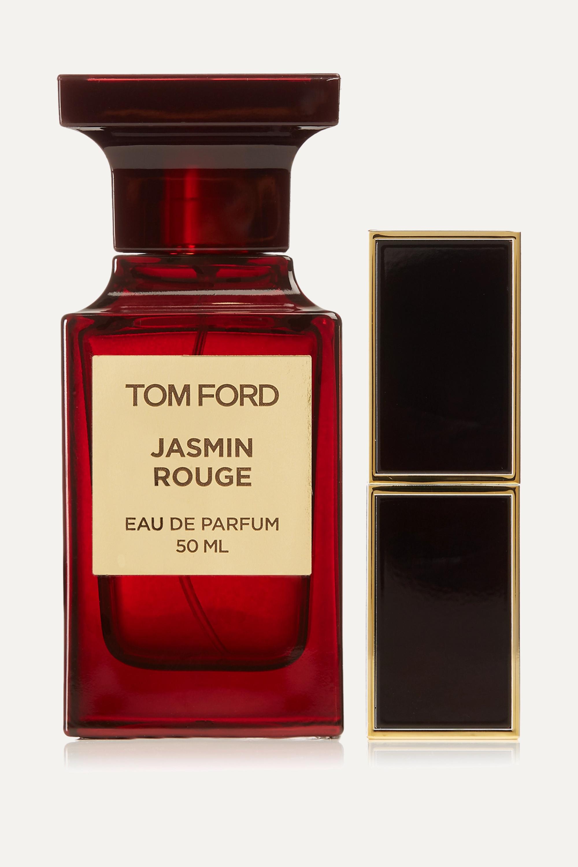 Tom Ford Jasmine Rouge Set Scarlet