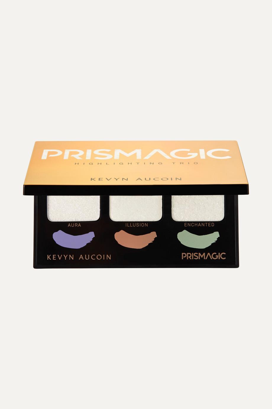 Kevyn Aucoin Prismagic Highlighting Trio – Highlighter-Palette