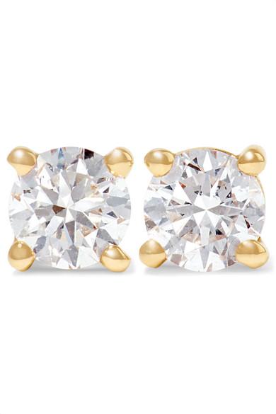 Anita Ko 18-karat Gold Diamond Earrings xzZNwabi