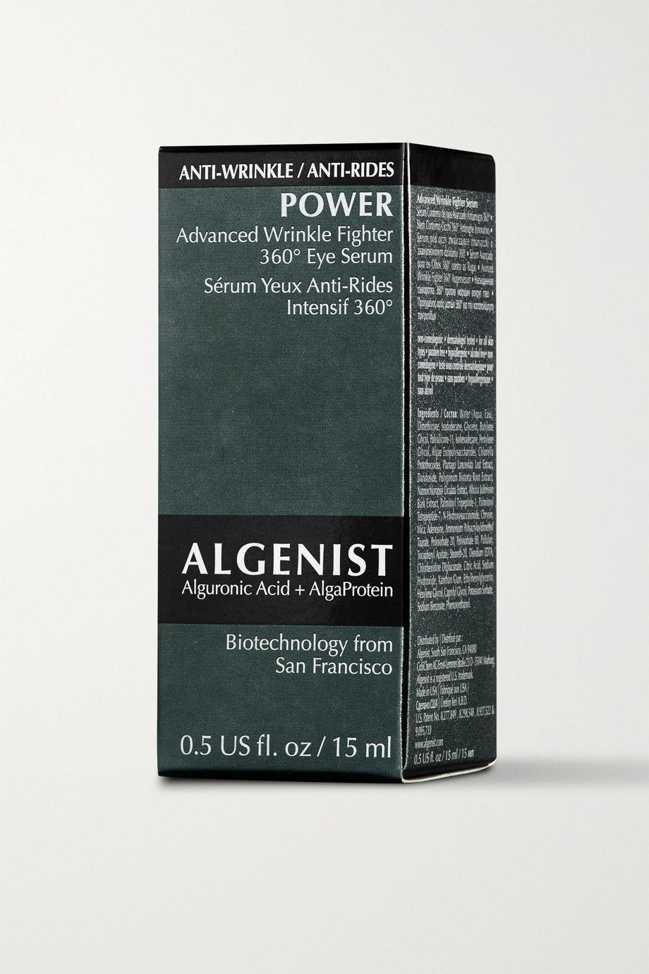 Algenist POWER Advanced Wrinkle Fighter 360 Eye Serum, 15 ml – Augenserum