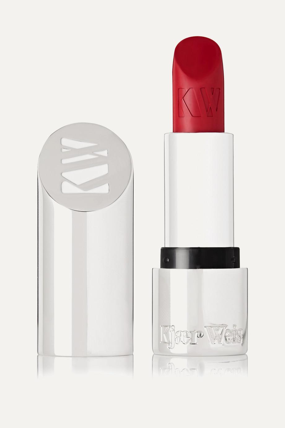 Kjaer Weis Lipstick - KW Red