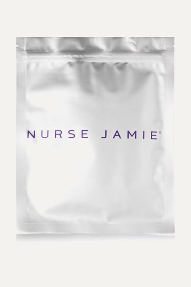 Nurse Jamie - 硅胶面膜 - 无色 - one size