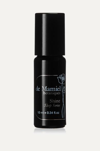 DE MAMIEL Sleep Series - Shine Oil, 10Ml in Colorless