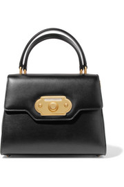 Dolce & Gabbana Welcome medium leather tote