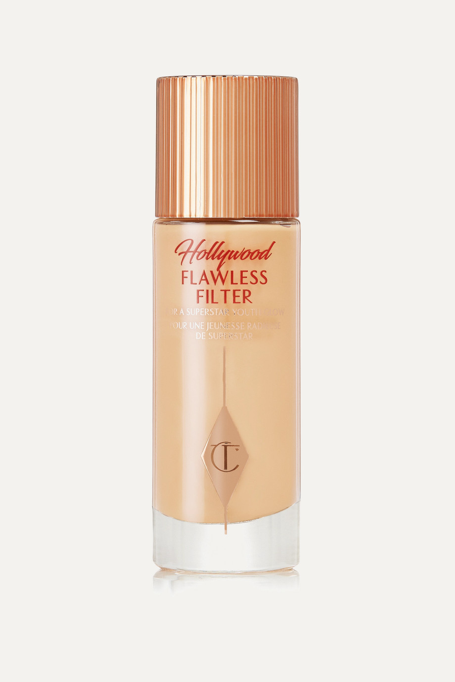 Charlotte Tilbury Hollywood Flawless Filter – 2 Light, 30 ml – Foundation