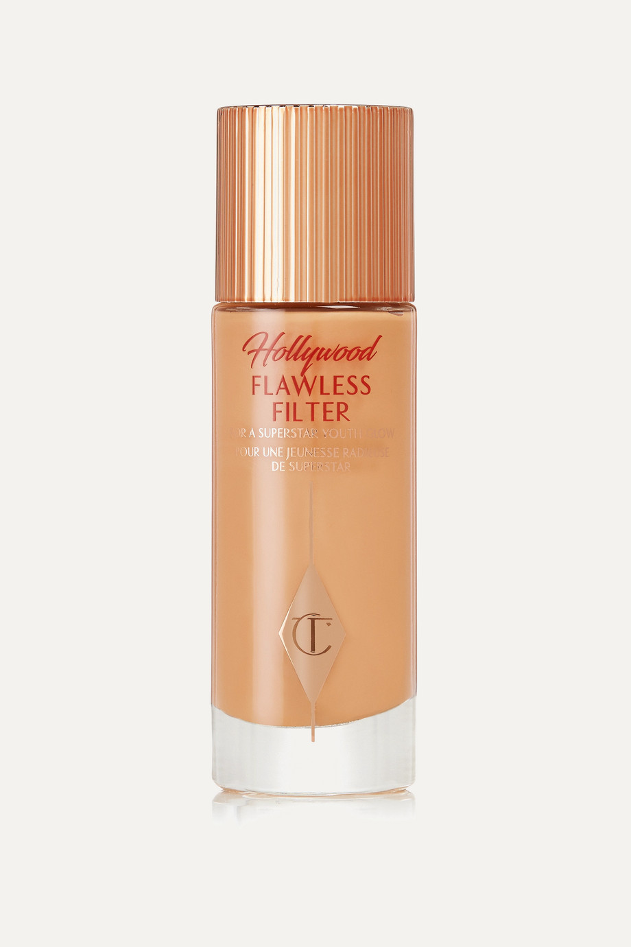 Charlotte Tilbury Hollywood Flawless Filter – 5 Tan, 30 ml – Foundation