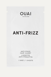 Ouai Haircare Lot de 15 lingettes anti-frisottis