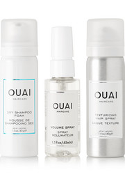 Ouai Haircare All The OUAI Up Set