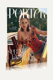 PORTER Magazine PORTER - Issue 25 - US edition