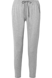 The Zen stretch-jersey track pants