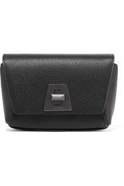 Akris Anouk Little Day textured-leather shoulder bag
